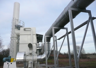 Example: An RTO project managed with main ducting by EPM.